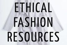 """Sustainable Style / Buy a few good things, own them a long time. Inspired by """"The True Cost"""". / by Alisa K."""