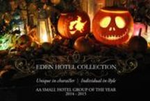 'Happy Halloweden' 2015 / Eden Hotel Collection - Annual pumpkin carving competition between hotel departments