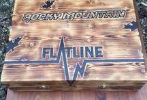 """Home Decor / Bijna alle houten Pins die U leuk vind kunnen gemaakt worden en te bestellen op """"DFWoodcraft"""" (Facebook)"""