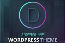 Divi theme resources / Divi WordPress theme: Useful tutorials, tips, examples and resources