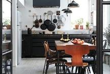 Decor | kitchen / by Astrid