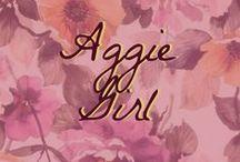 Aggie Girl / All things Texas A&M.  Gig'em Aggies!