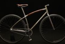 Bicycles / Single speed, fixie, 29er, road, track, cross - I love them all.