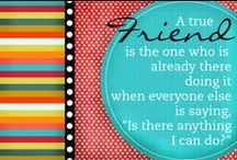 ✧Friends✧ / Life is better with friends!