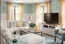 House - living room / by Renee Wilson