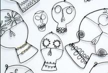 skull / by Astrid