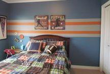 House - boys' room & playroom / by Renee Wilson