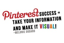 Pinterest Marketing Strategies / Here you will find all things to do with Pinterest marketing! Including Pinterest strategies and tips, new ideas and cool infographics! / by Melonie Dodaro