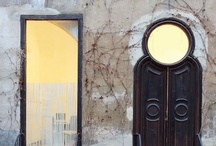 Picture-Perfect Portals / A collection of cool-looking interior and exterior doors, windows, gates, tunnels, and arches, whether man-made or natural.