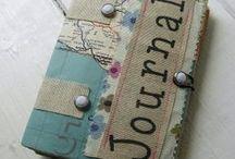 Journal Books & Mini's / by Terri Weinrich