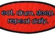 Drummers / Drums, drummers, and all things a drummer or percussionist would love from Vintage Basement www.vintagebasement.com