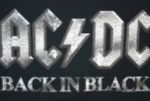 AC/DC! / All things AC/DC including AC/DC t-shirts and hats from Vintage Basement - www.vintagebasement.com - love classic rock!
