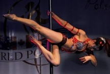 International pole dancing competition 2012