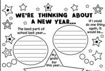 New Years & Goal Setting / by Renee Wilson