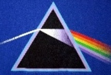 Pink Floyd / Authentic concert t-shirts from Pink Floyd. Dark Side of the Moon and more from Vintage Basement - www.vintagebasement.com