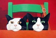 Gatos / by Elsa Ramos