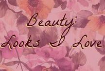 """Beauty: Looks I Love / This board is dedicated to """"looks"""" that I admire. I love the old fashioned/classic looks."""