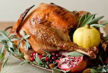 Thanksgiving / Fun, clever, & inspiring food & decoration ideas for Thanksgiving holiday entertaining.