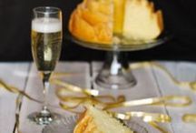 New Year's Eve / Fun, clever, & inspiring food & decoration ideas for New Year's Eve holiday entertaining.
