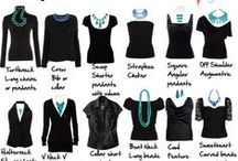 Style Tutorials / Apparel styling guides & fashion tips.