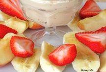 Recipes - Healthy Snacks / by Renee Wilson