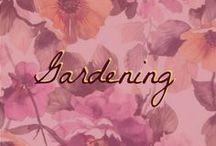 Gardening / Gardening!