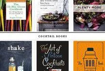 Cookbooks / Favorite cookbooks, cookbooks I'd like to check out, and cookbooks I've written.