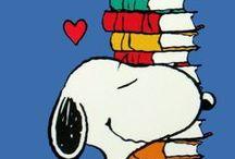 Bookworm / I love books!