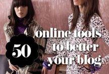 Blogging / Blogging tips & tricks, including coding & design resources.
