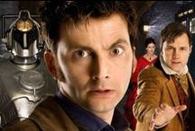 The Whoniverse / Everything Doctor Who, including spin-offs & related projects.