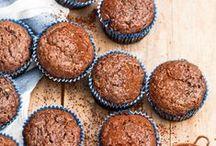 Muffins / Sweet & savory muffin recipes.