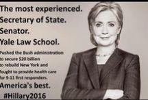 Hillary / All things Hillary Clinton. #Hillary #HillaryClinton #Hillary2016