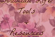Christian Life: Tools and Resources / To build up Christian lives