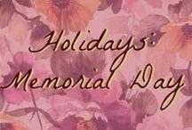 Holidays: Memorial Day
