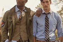 Inspiring Men's Fashion / Preppy and Dapper