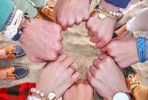 Our KJP (Kiel James Patrick) / Bracelets