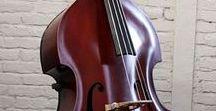 Bass / Upright Bass, Double Bass, acoustic Bass, orchestral bass, contra bass