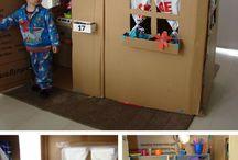 Kid Activities / by Christin Kreml
