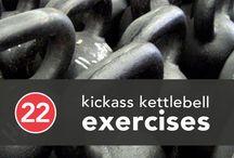 Health + Fitness / by Christin Kreml