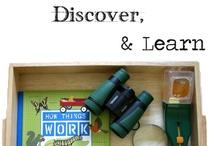 Homeschool Ideas / by Allison Petit