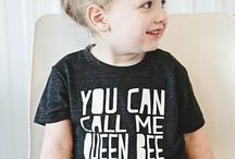 Wear It: Wee Ones / Clothing for Kids / by Christin Kreml