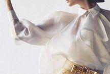 White shirt / by G E N E S I S P E Ñ A