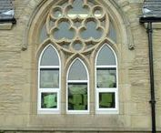 uPVC Windows from Kingfisher / Choose from an endless range of window styles and frame colours to suit any property