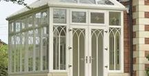Conservatories by Kingfisher Windows / Stunning conservatories designed and built to your specifications