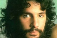 Cat Stevens / Was in love with him in the 70's, still in love with his music. / by Vicki Cheng of Country Corner