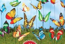 Great Gardens & Garden Decor / Here you will find items that make your garden spectacular, yet still affordable. Check out some of the unique garden statues, garden trellis' and tree decorations Collections Etc. has to offer.  / by Collections Etc.