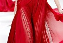 Red Dresses / by Ali Levins