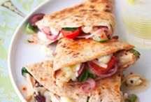Food Ideas & Recipes / ...with less sodium, sugar and fat. / by Cheryl Lysy