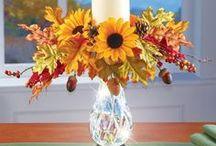 Fall Decor / If you enjoy changing your decor by season, then you have found the right board for Autumn decorating! Decorate indoors and out for Halloween, Thanksgiving and the general Fall season with the unique ideas found here. This Fall decor will be sure to make your season festive and fun.