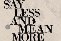 Personal Hopes, Goals & Inspiration / by Mandi Rae